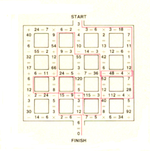 math worksheet : math maze : Math Maze Worksheet