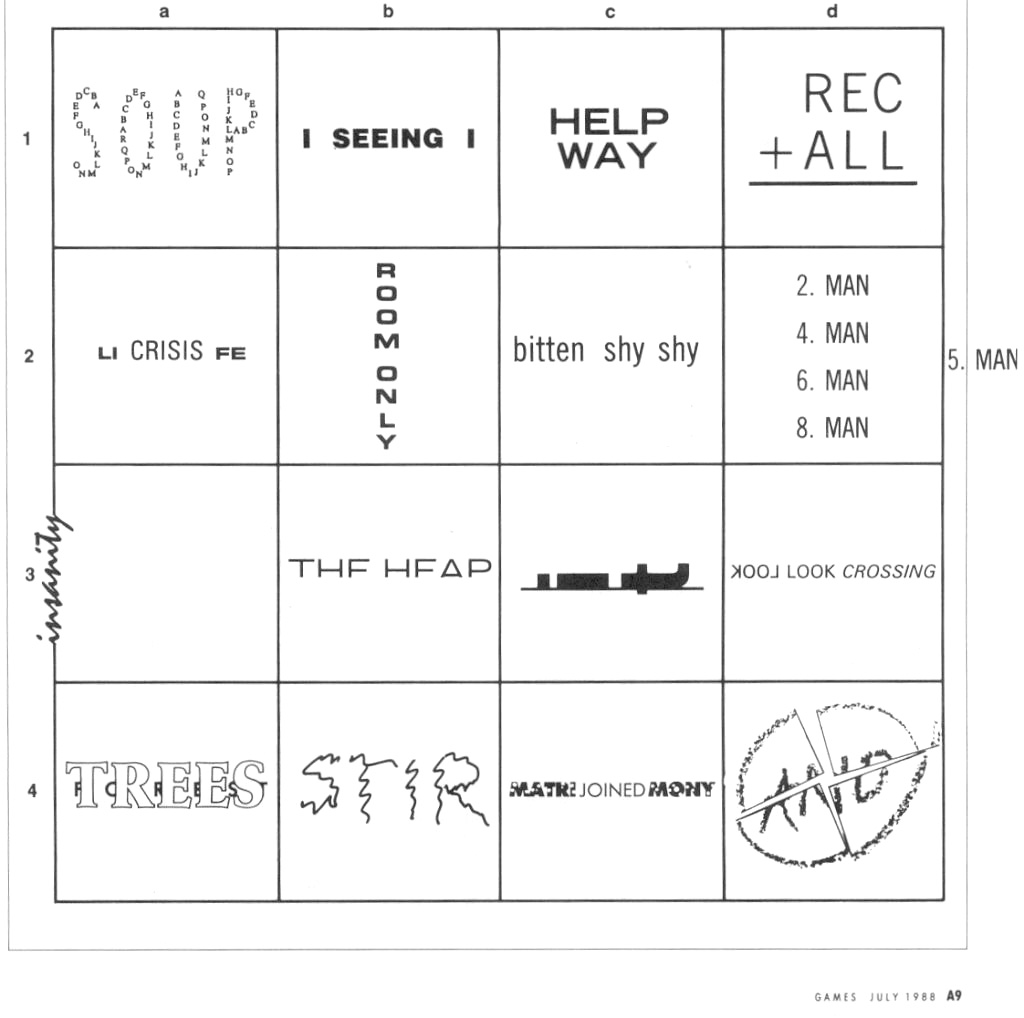Worksheets Wacky Wordies Worksheets wackie wordies 84 we know swore wed never print wacky again several times in fact but readers continue to send new sets of these addictive word teasers almost
