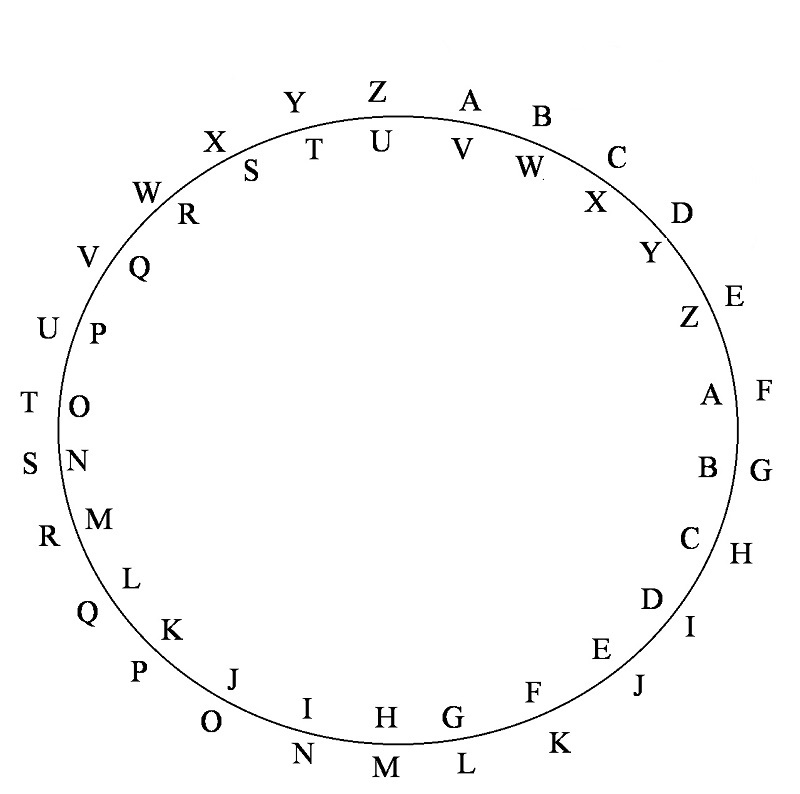 binary code alphabet decoder