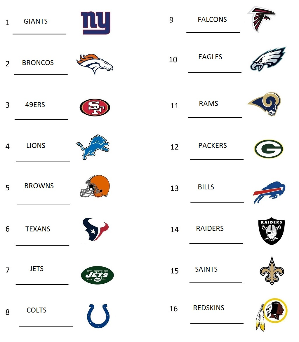 photo regarding Printable Nfl Logos referred to as Printable nfl employees trademarks / Axcent check