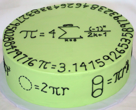 how to cut a cake mathematics