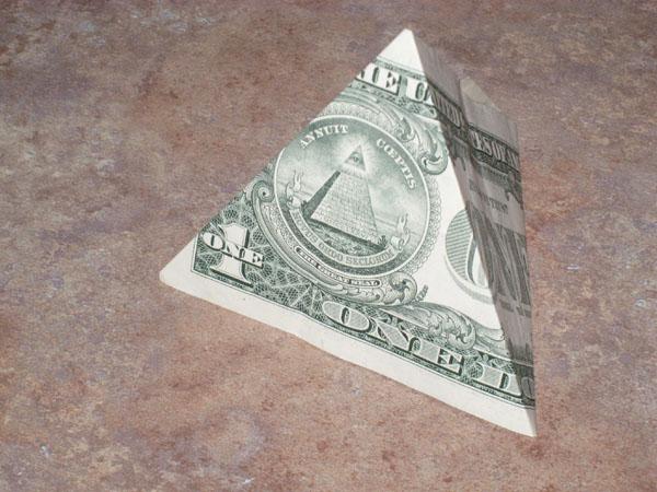 Dollar Bill Trick